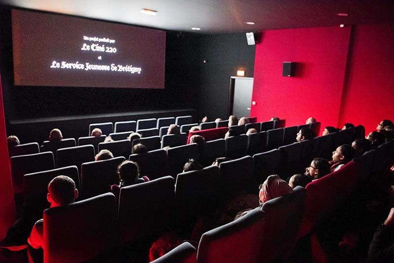 Le Cine 220 Ville De Bretigny Ville De Bretigny