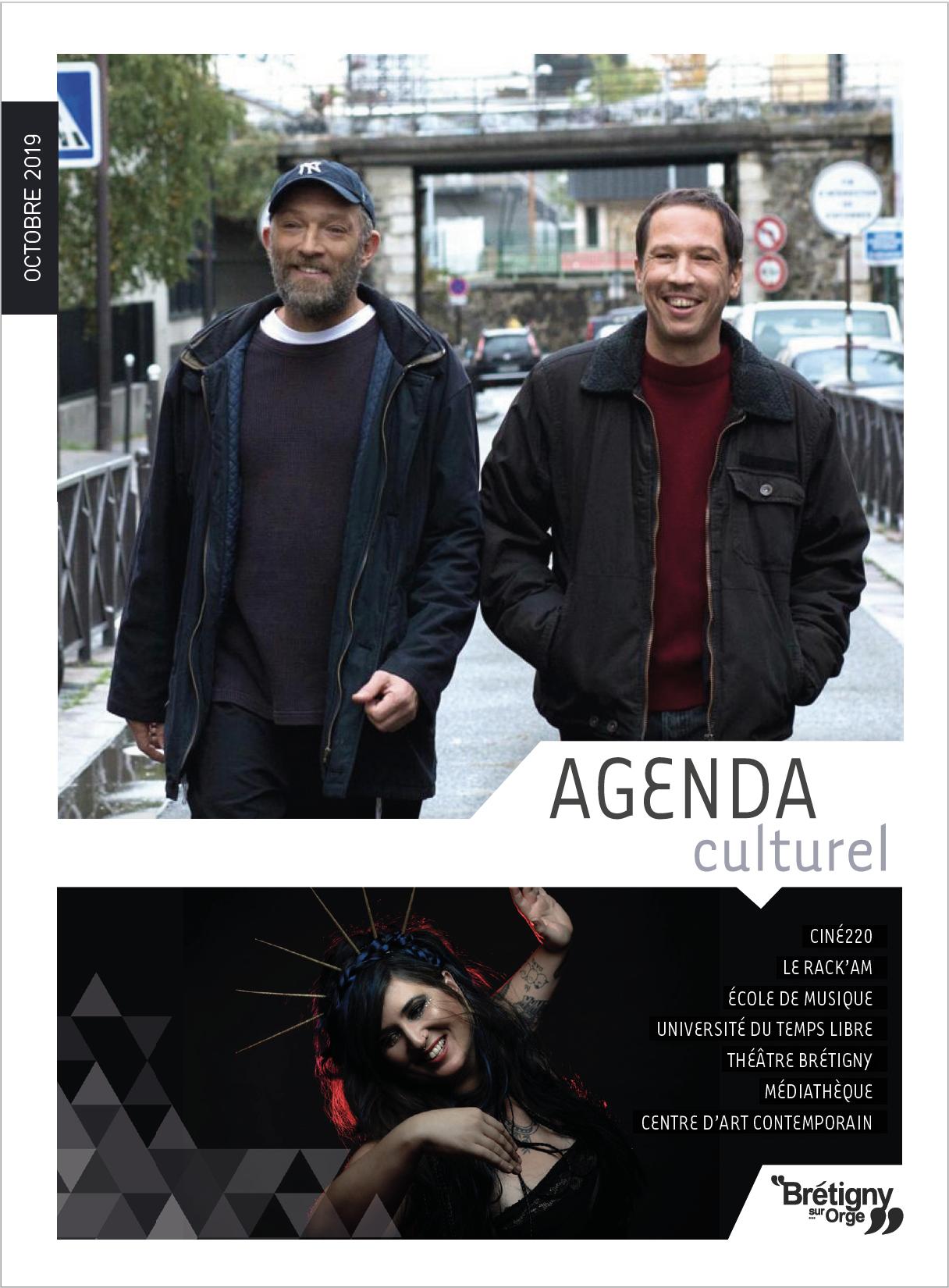 Agenda culturel Octobre