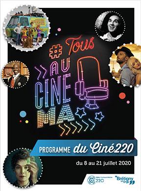 Programme du Ciné220 du 8 au 21 juillet