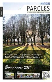 Couverture Parole n°193 (janvier 2021)