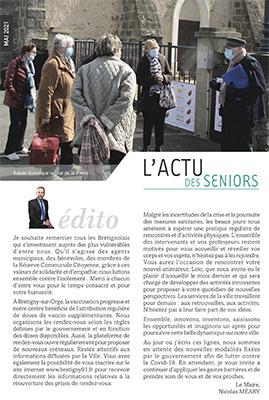 L'actu Des Seniors (Mai 2021)