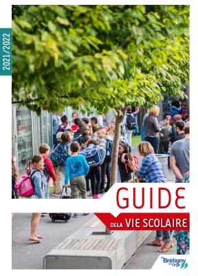 Couverture Guide de la Vie Scolaire 2021-2022