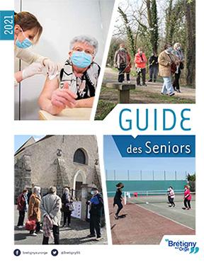 Couverture Guide des Seniors