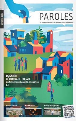 Couverture Paroles n°201 – Octobre 2021